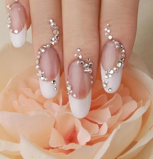 Best Nail Art Design Ideas For A Wedding 2