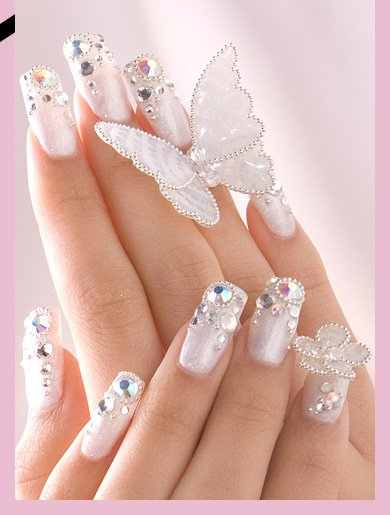 Best Nail Art Design Ideas For A Wedding 3