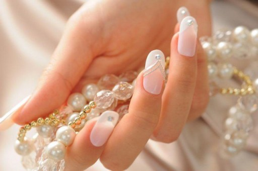 Best Nail Art Design Ideas For A Wedding 5