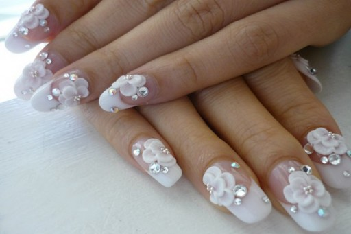 Best Nail Art Design Ideas For A Wedding