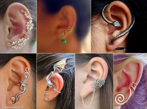 Creative Earring Designs Every Woman Should Have 1