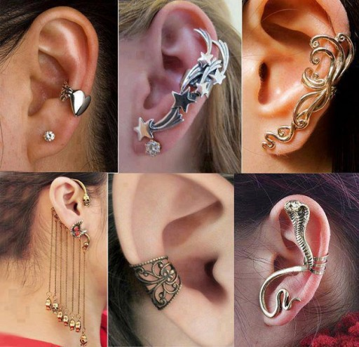 Creative Earring Designs Every Woman Should Have 2