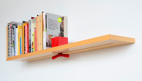 Creative Hold On Tight Bookshelf