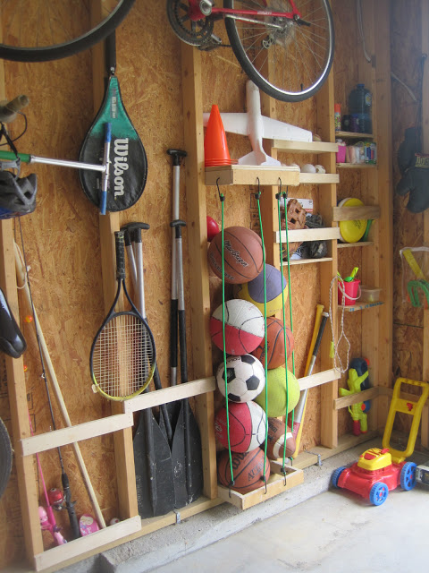 DIY Garage Organizing Ideas 2