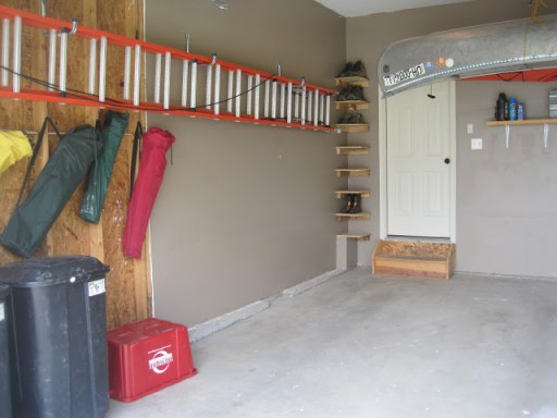 DIY Garage Organizing Ideas 3