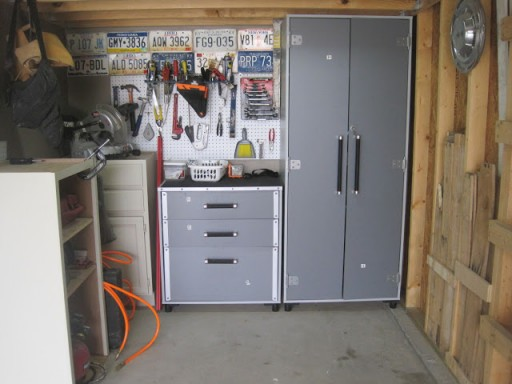 DIY Garage Organizing Ideas 4