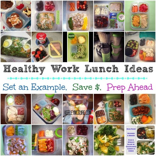 DIY Healthy Lunch Bag Ideas