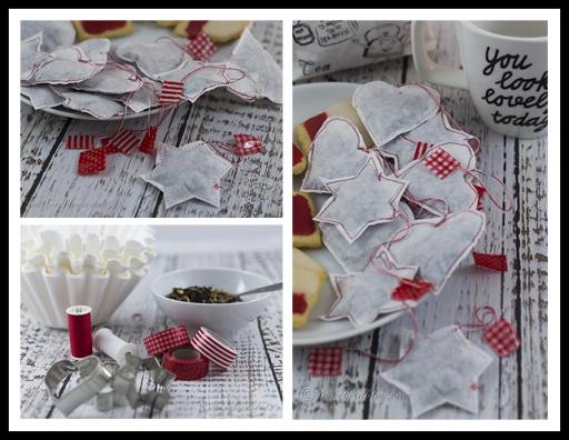 DIY Homemade Tea Bags Tutorial
