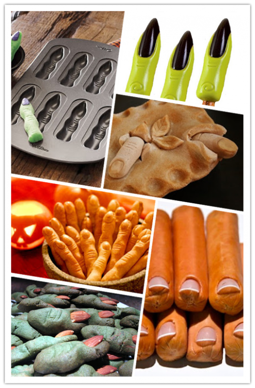 Funny Halloween Finger Food Ideas 2