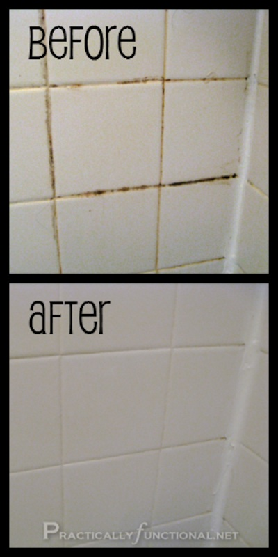 How To Clean Tile Grout With A Homemade Grout Cleaner