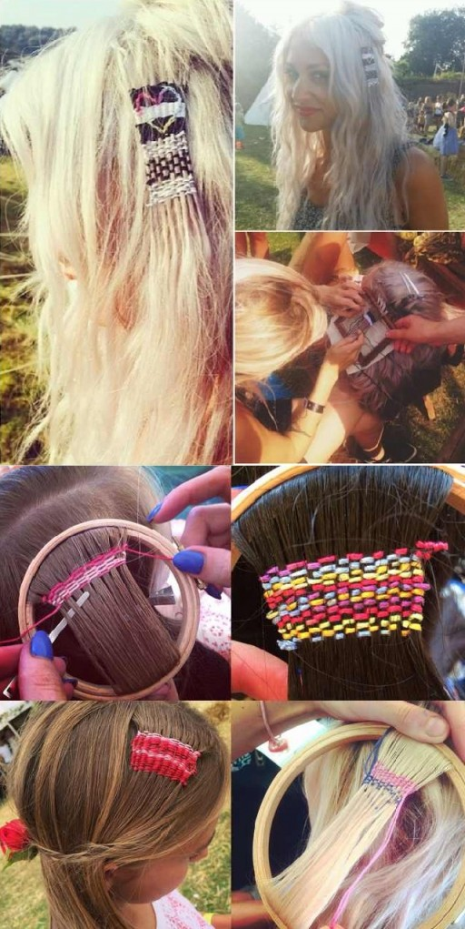 How To Do Hair Tapestries - The Latest Hair Style Trend 2