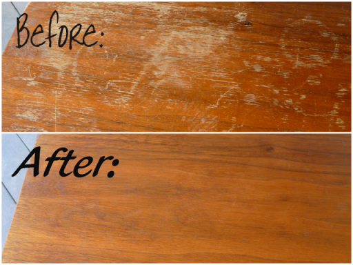 How To Fix Scratches In Wood Furniture Surface