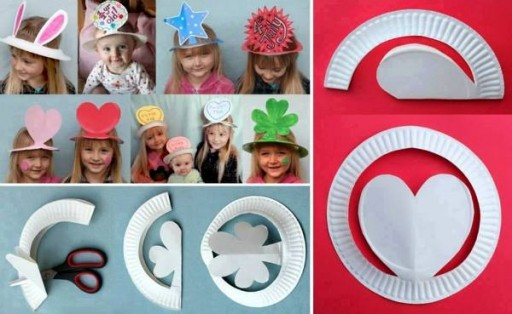 How To Make Adorable DIY Kids Party Hats For Every Occasions