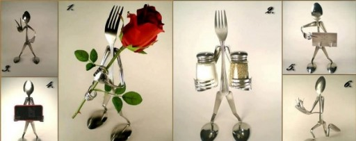 How To Make Artistic Diy Spoon Silverware Decorations