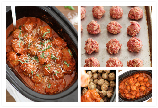 Italian Meatballs - Slow Cooker Recipe
