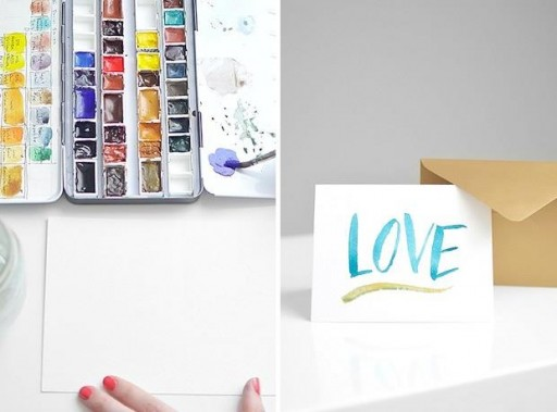 Cool Art Projects With Watercolor 1