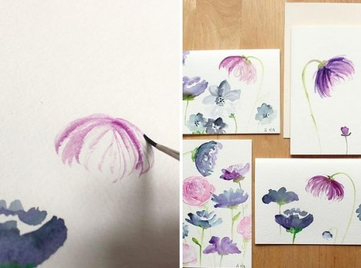 Cool Art Projects With Watercolor 3