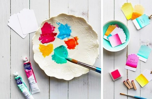 Cool Art Projects With Watercolor 4