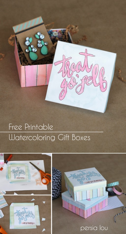 Cool Art Projects With Watercolor 7