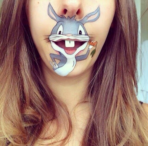 Creative Lip Art From Makeup Artist Laura Jenkinson 16