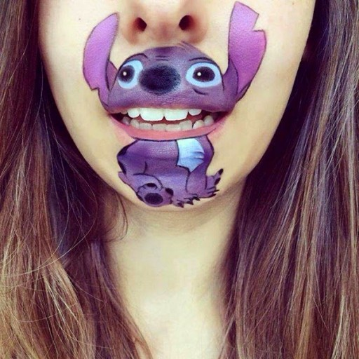 Creative Lip Art From Makeup Artist Laura Jenkinson 18