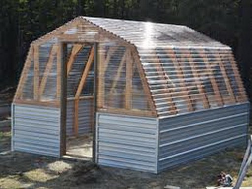 DIY Greenhouse Plans 2