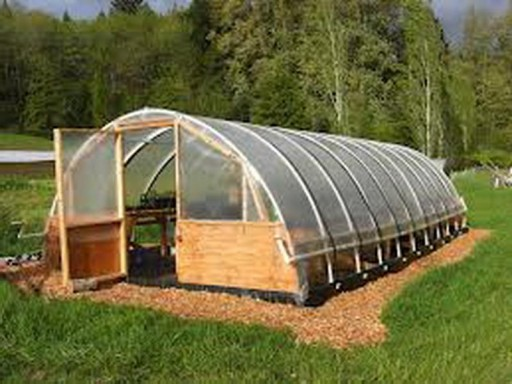 DIY Greenhouse Plans 5
