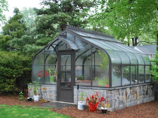 DIY Greenhouse Plans 7