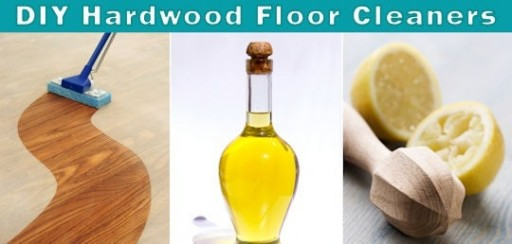 DIY Hardwood Floor Cleaner Recipes & Tips