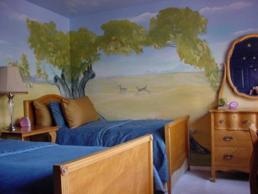 DIY Painting Ideas For Boys Bedroom 3