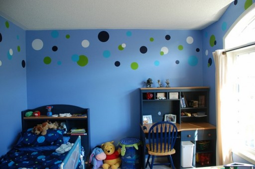 DIY Painting Ideas For Boys Bedroom 5