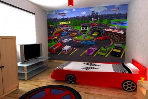 DIY Painting Ideas For Boys Bedroom 7