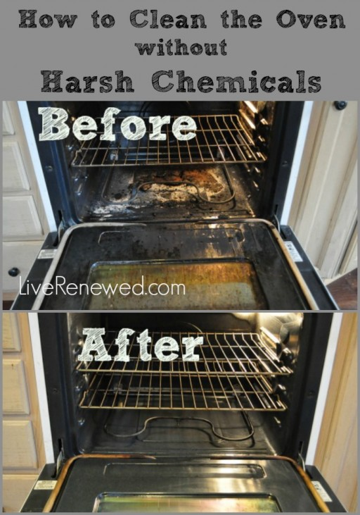 How To Clean Ovens Without Harsh Chemicals 1