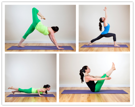 How To Lose Weight And Get Flat Belly Through Yoga Exercises