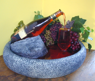 How To Make Cool DIY Wine Bottle Fountain 3