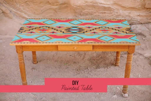 How To Make DIY Table 1