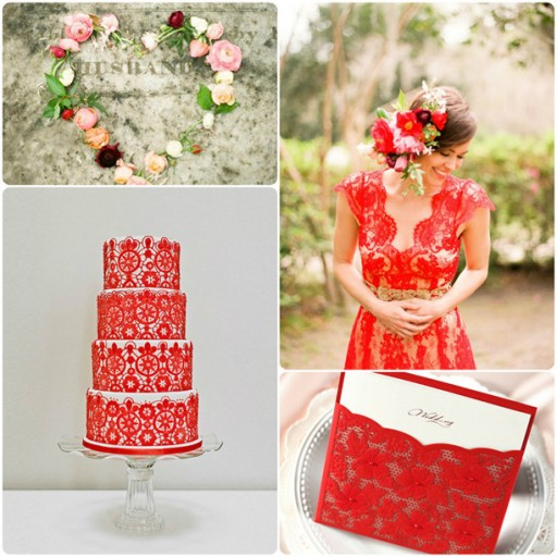 Lovely Lace Wedding Invitations And Wedding Ideas 3