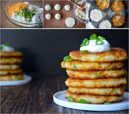 Mashed Potato Pancakes Recipe | DIY Tag