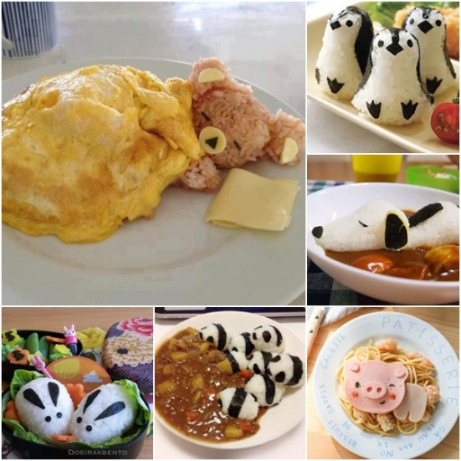 Most Adorable Meals On The Planet