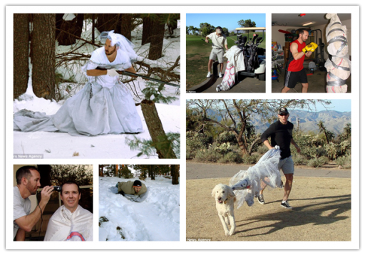 101 Uses For Ex-wife's Wedding Dress