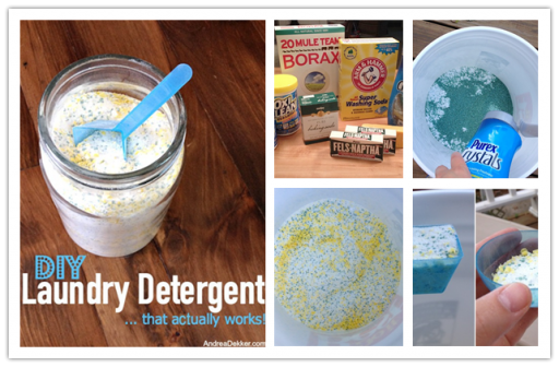 DIY Laundry Detergent That Actually Works