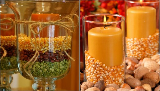 DIY Thanksgiving Table Decor Ideas 1