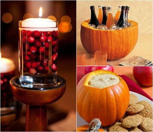 DIY Thanksgiving Table Decor Ideas 3