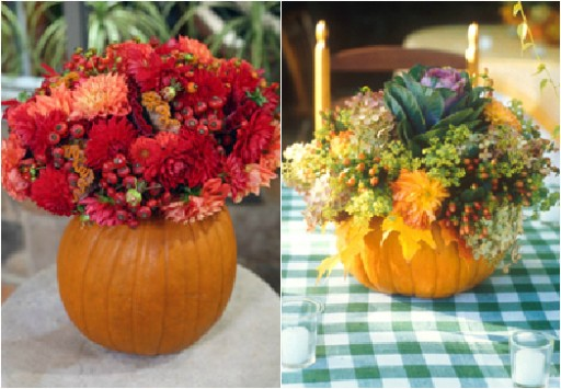 DIY Thanksgiving Table Decor Ideas