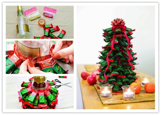 How To Make Chocolate Christmas Tree