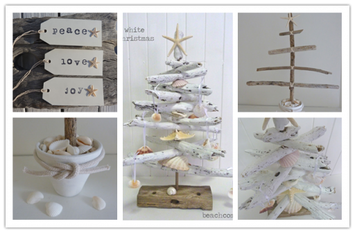 How To Make Drift Wood Christmas Trees