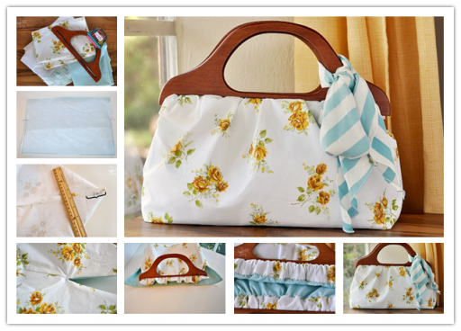 How To Sew A Homemade Designer Handbag