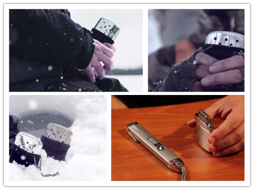 How To Use Zippo A-Frame Hand Warmer