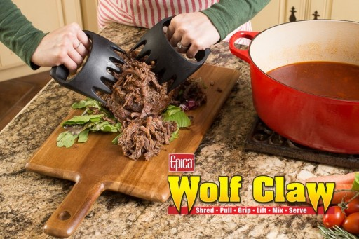 Meat Claws That Shred Any Meat With Ease