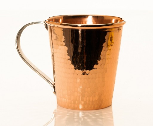 Sertodo Moscow Hammered Copper Mule Mug 2
